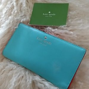 Kate Spade Jackson Street Stacy continental wallet